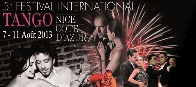 Festival International Tango Nice