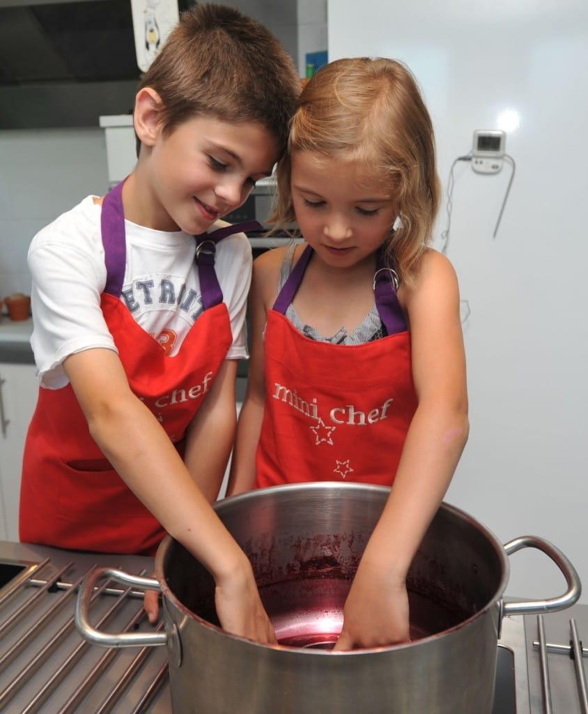 Tabliers de cuisine enfants du Roi du tablier
