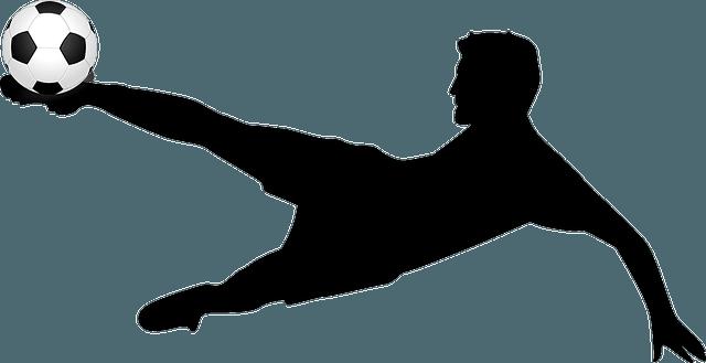 dessin noir et blanc d'une personne qui fait du sport