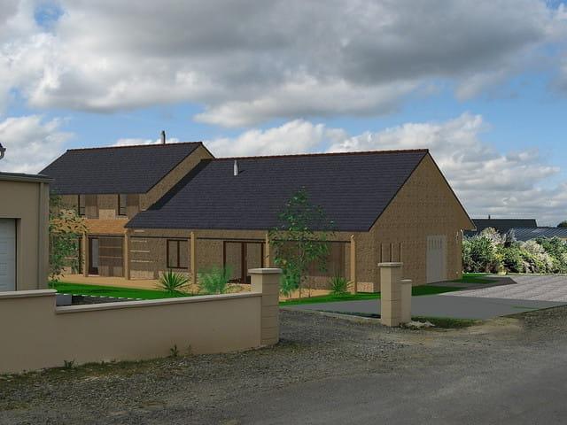maquette logement neuf