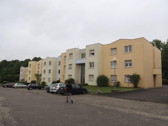 campus étudiant de mulhouse par l'agence de la région Mulhousienne
