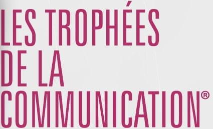 Affiche des Trophées de la communication