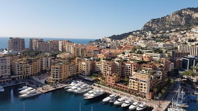 Voyager à Monaco en VTC.