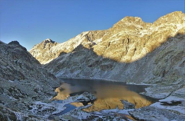 Montagnes Alpes-Maritimes